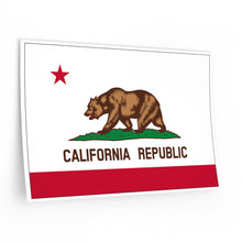 California Flag Wall Decals