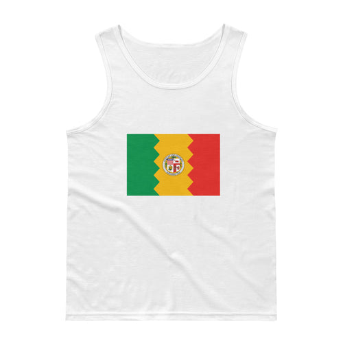 Los Angeles Flag Tank Top