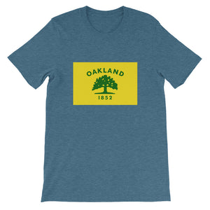 Oakland Flag Unisex T-Shirt