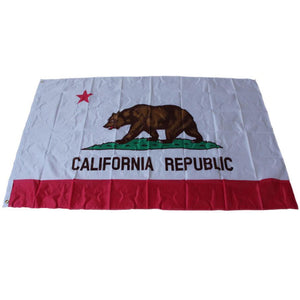 3 x 5 California State Flag