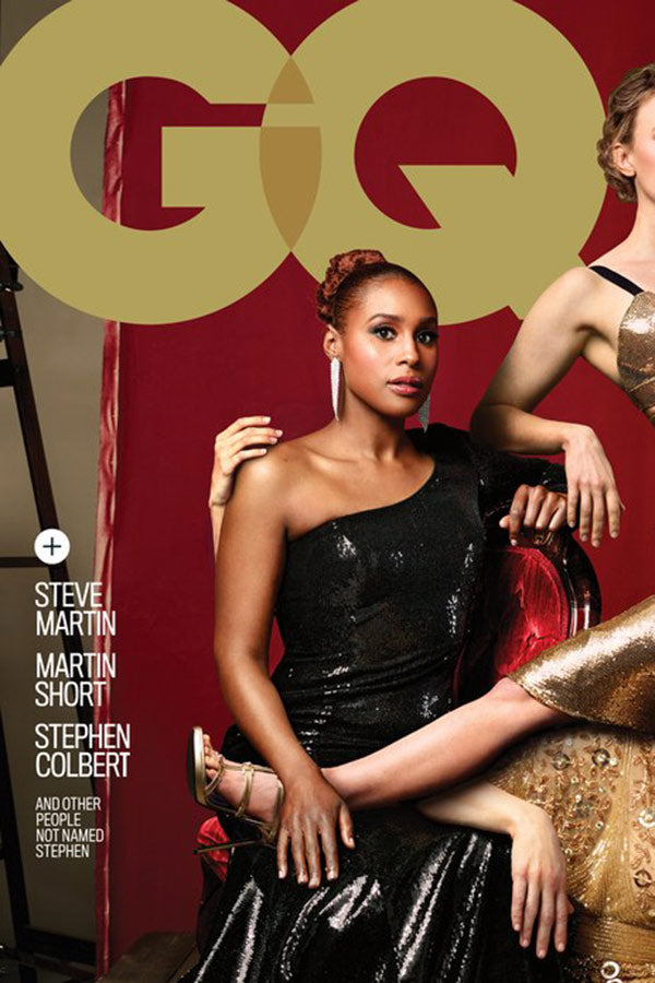 Jovani on the Cover of GQ
