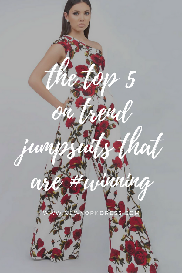 On Trend Jumpsuits