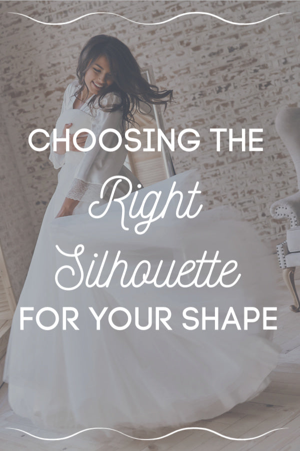 Choosing the Right Dress Silhouette for Your Shape
