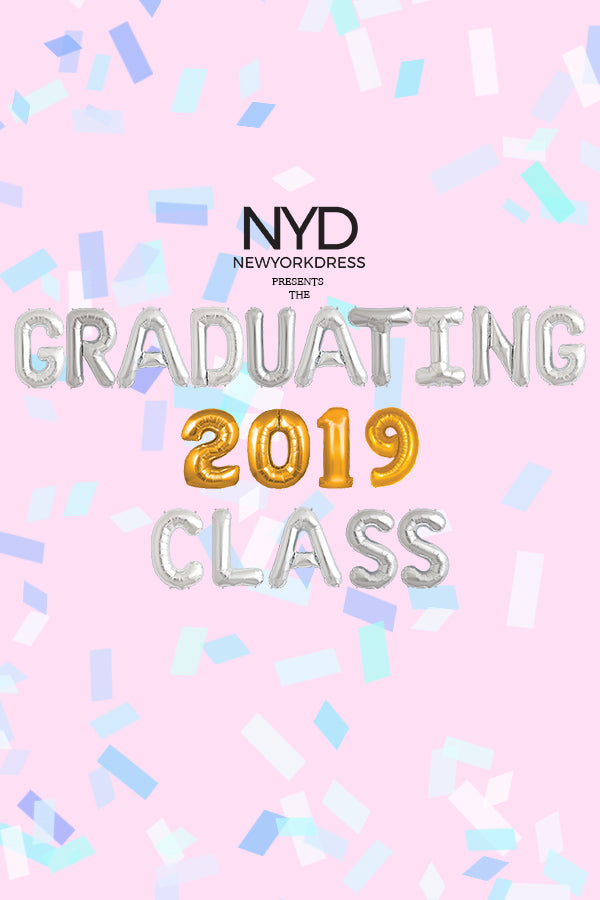 The Graduating Class of NewYorkDress 2019