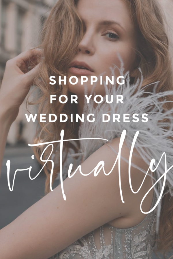 Shopping for Your Wedding Dress Virtually