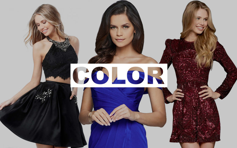 Color trends for homecoming 2018