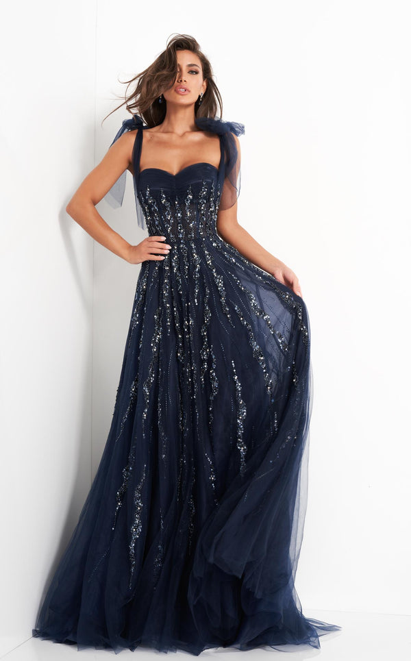 Jovani 04634 Dress Navy