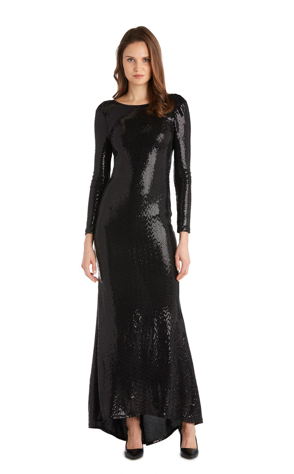 Issue NY 1000S Dress Black