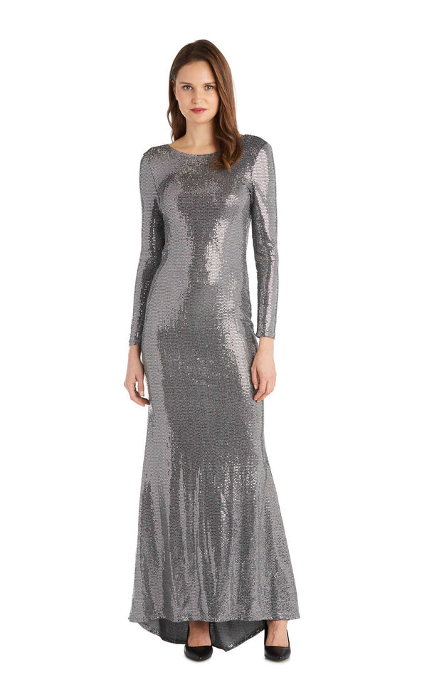 Issue NY 1000S Dress Silver