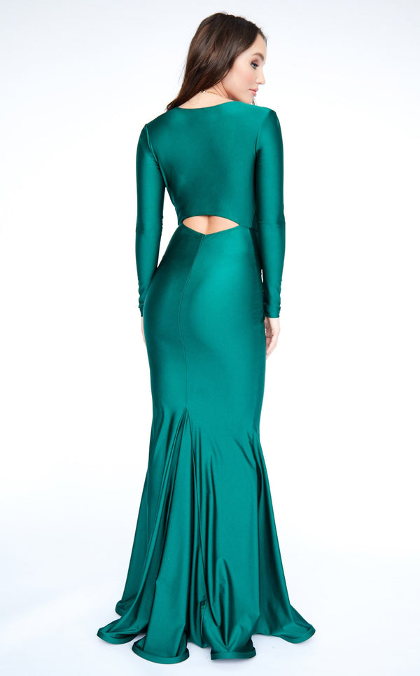 Evaje 10010 Dress Emerald