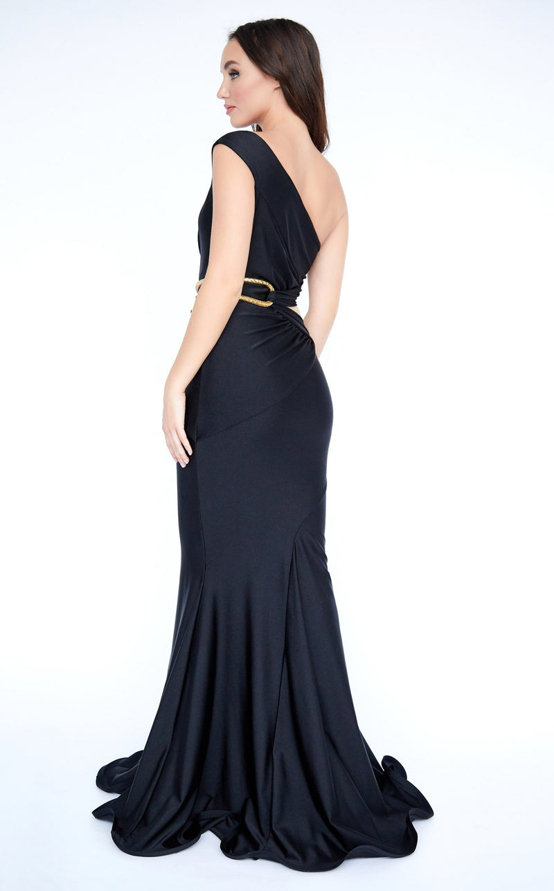 Evaje 10012 Dress Black