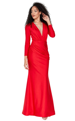 Passion Dress 1003 Dress Red
