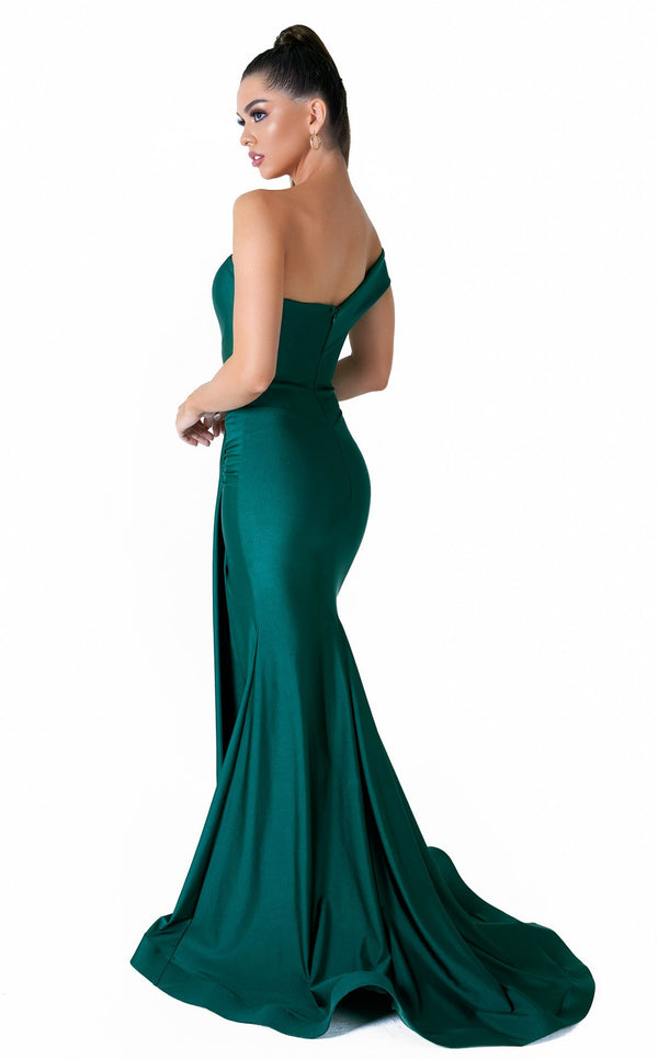 Evaje 10047 Dress Emerald