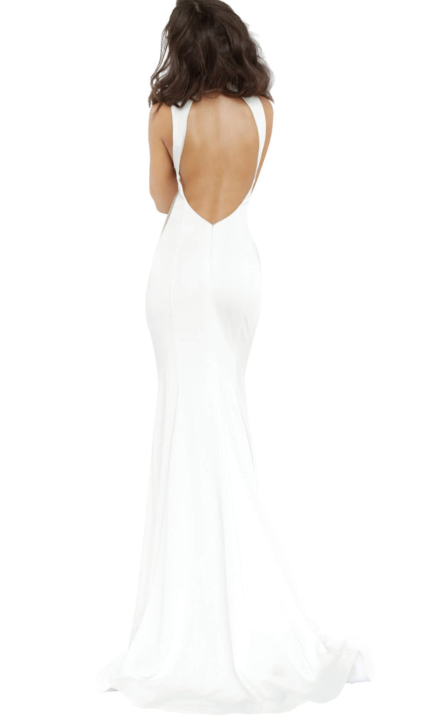Jovani 1005 Off-White