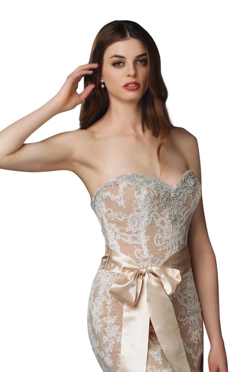 Zurc for Impressions 10181 Ivory-Nude-Champagne