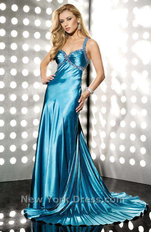 Jasz Couture 4201 Turquoise