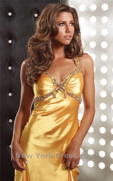 Jasz Couture 4201 Yellow