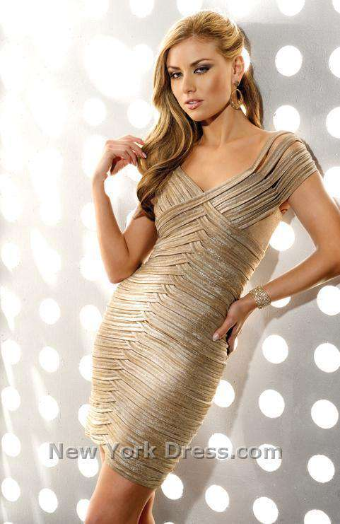 Jasz Couture 4210 Gold