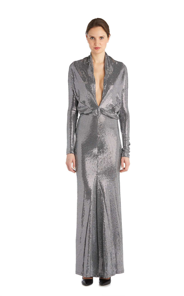 Issue NY 11404S Dress Silver