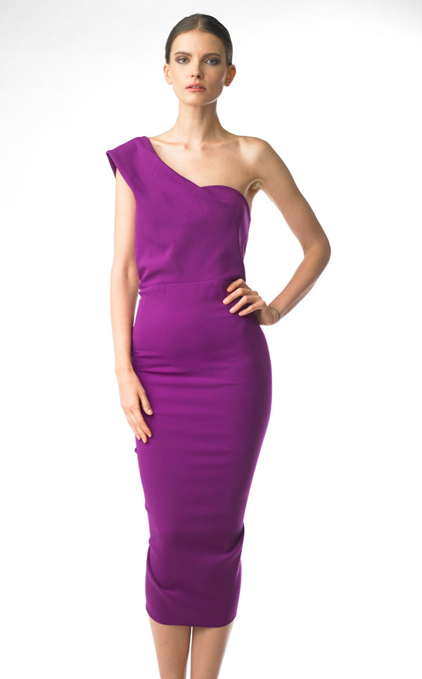 Issue NY 11512 Dress Magenta