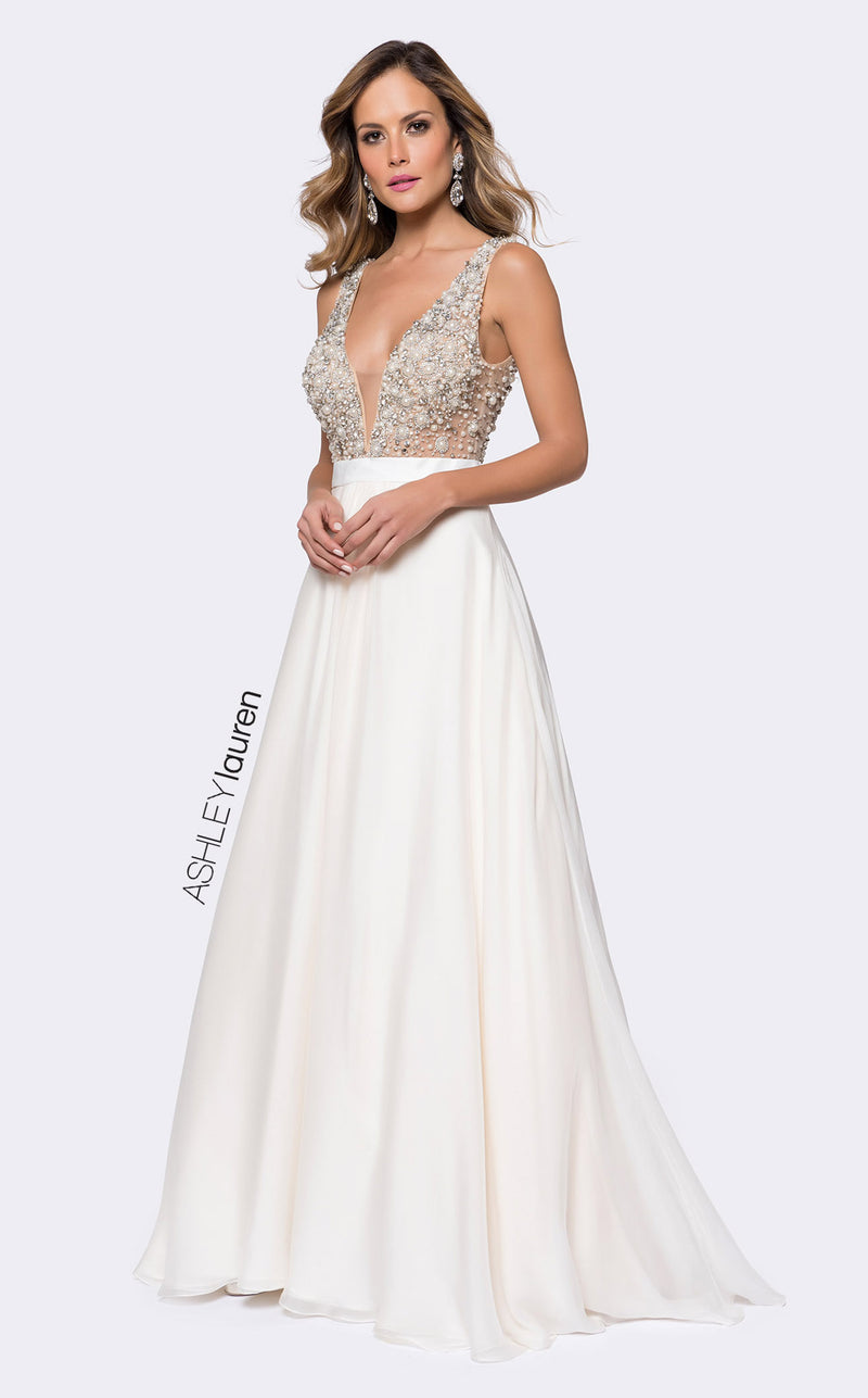 Ashley Lauren 1164 Dress