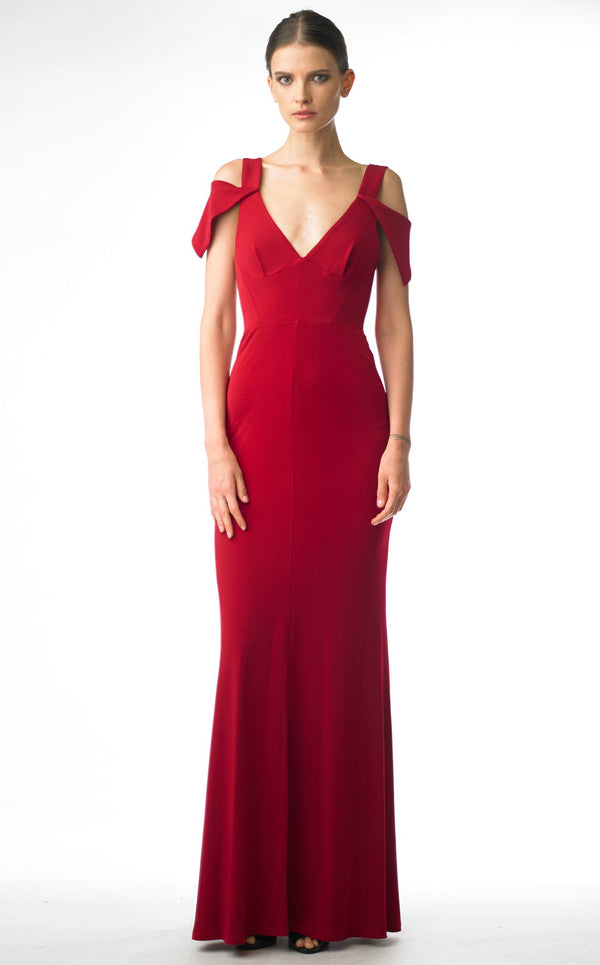 Issue NY 11655 Dress Red