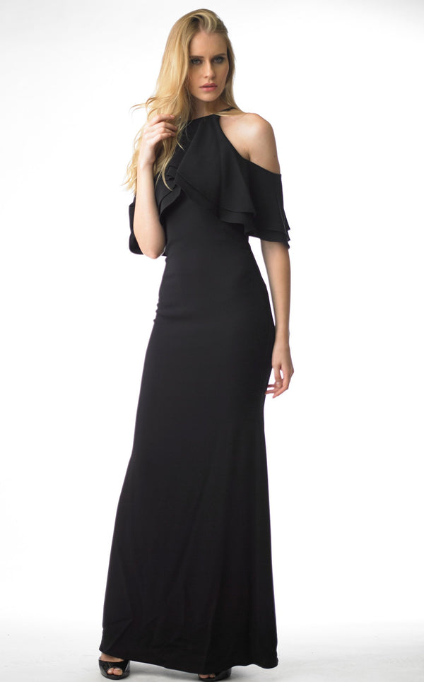 Issue NY 11679 Dress Black