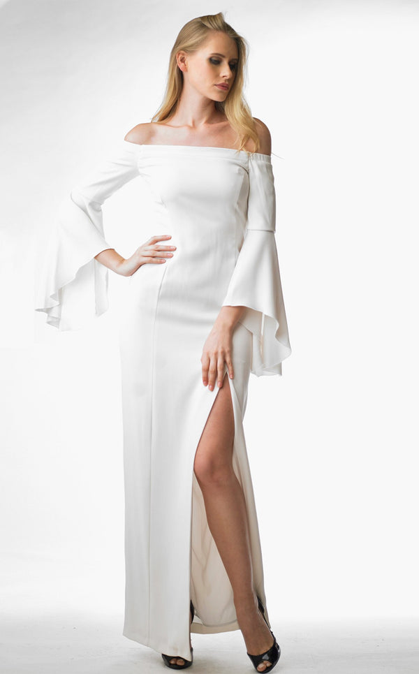 Issue NY 11680 Dress Ivory