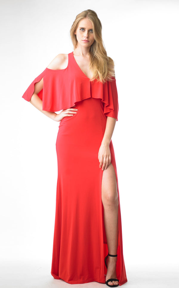Issue NY 11710 Dress Paprika