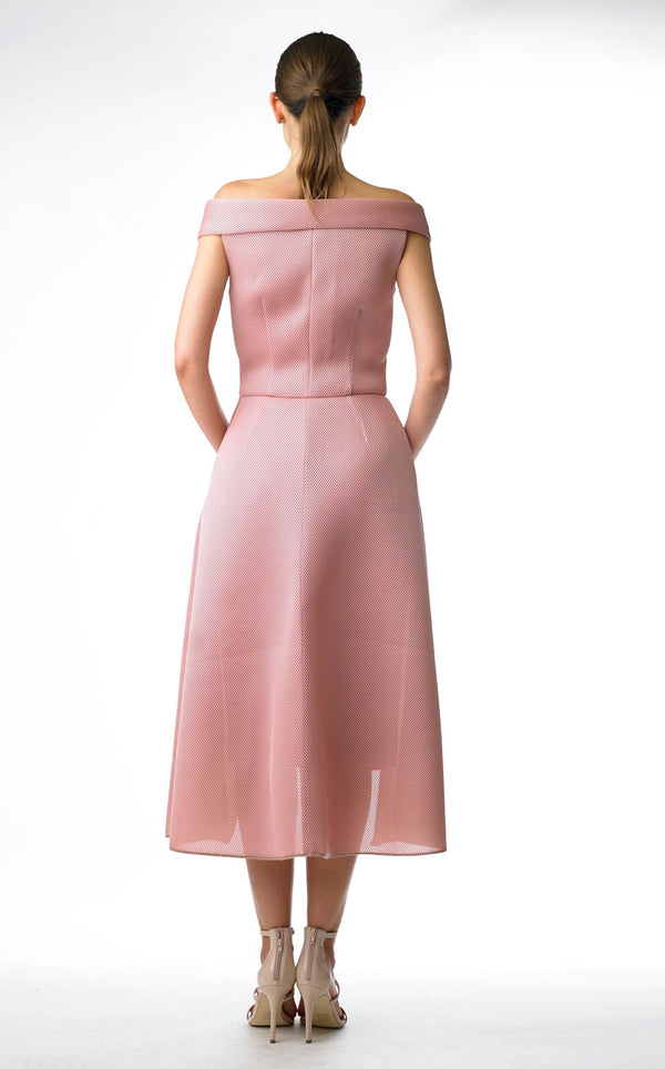 Issue NY 11711 Dress Blush