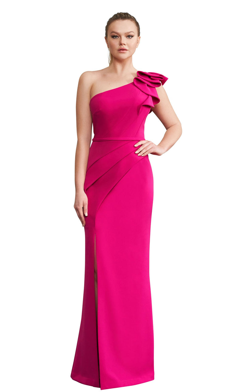 Daymor 1174 Dress Fuschia