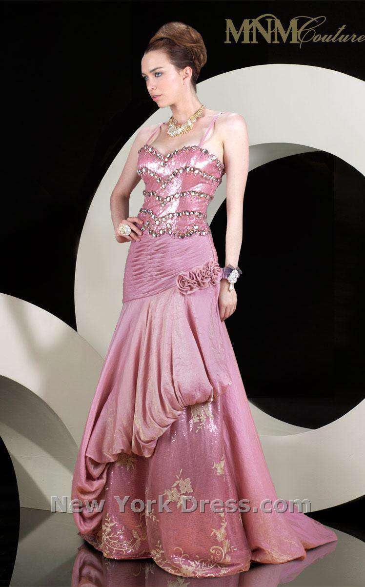 MNM Couture 6050 Pink