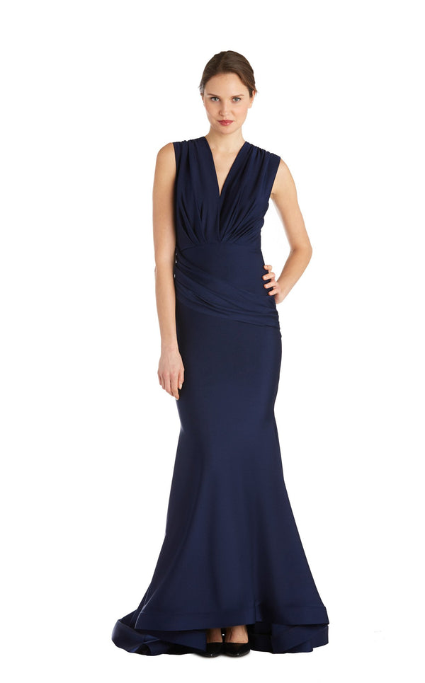 Issue NY 11828 Dress Navy