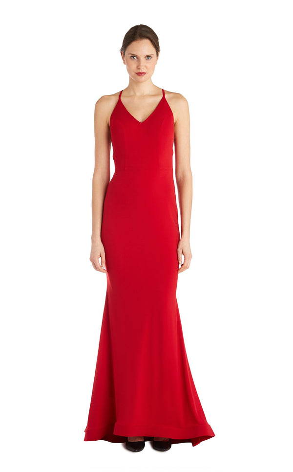 Issue NY 11821 Dress Red