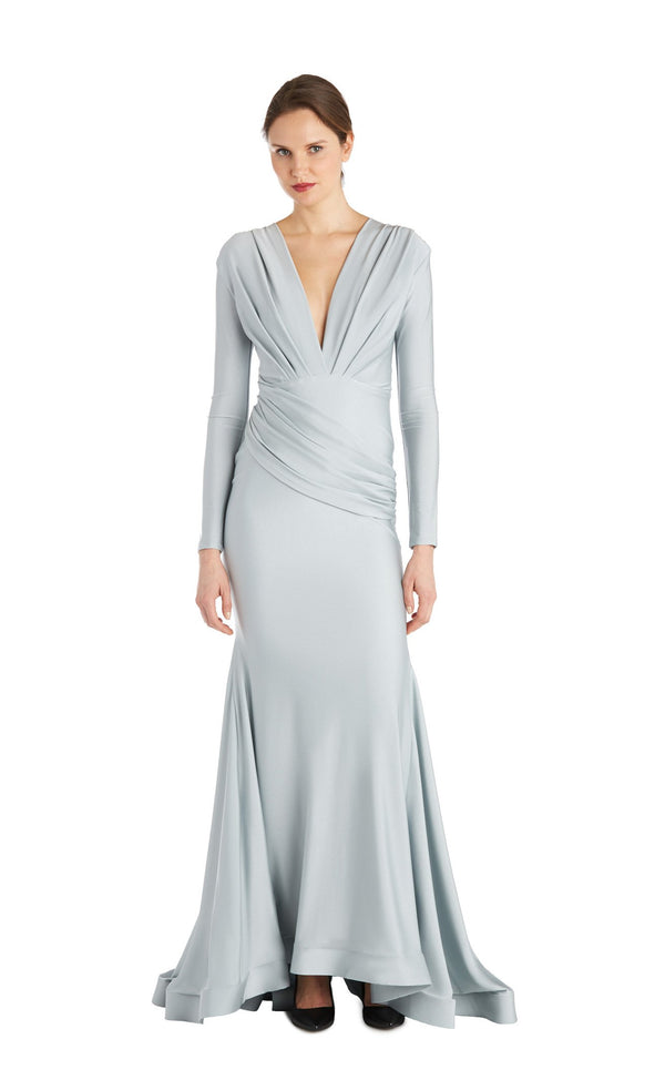 Issue NY 11823 Dress Silver