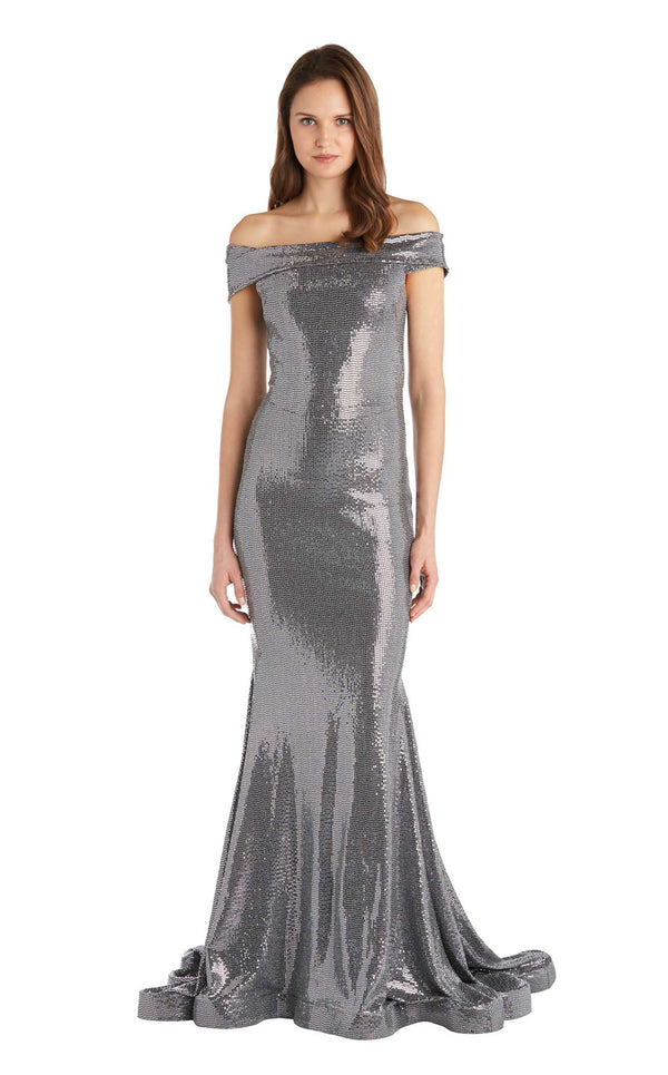 Issue NY 11828S Dress Silver