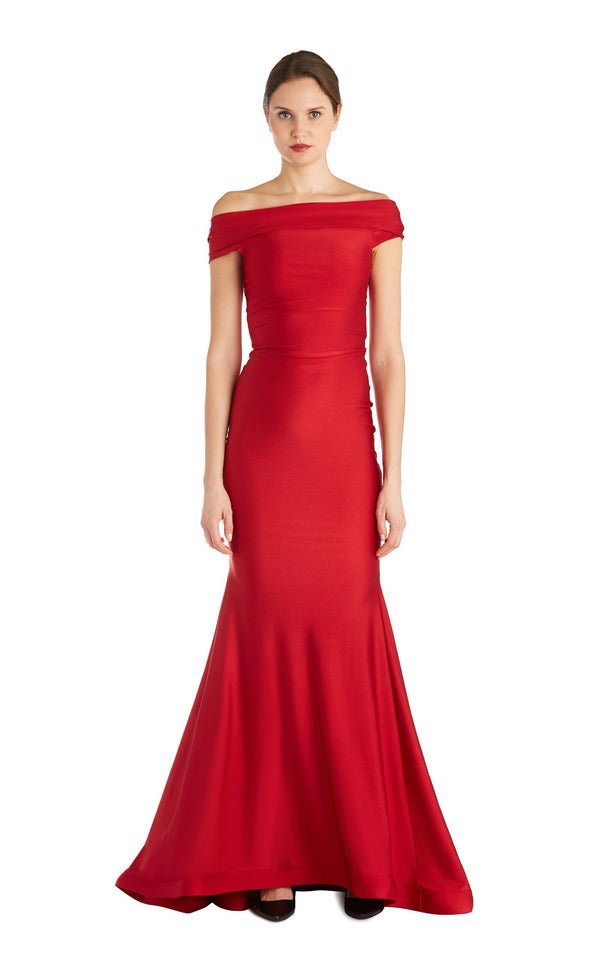 Issue NY 11828 Dress Red