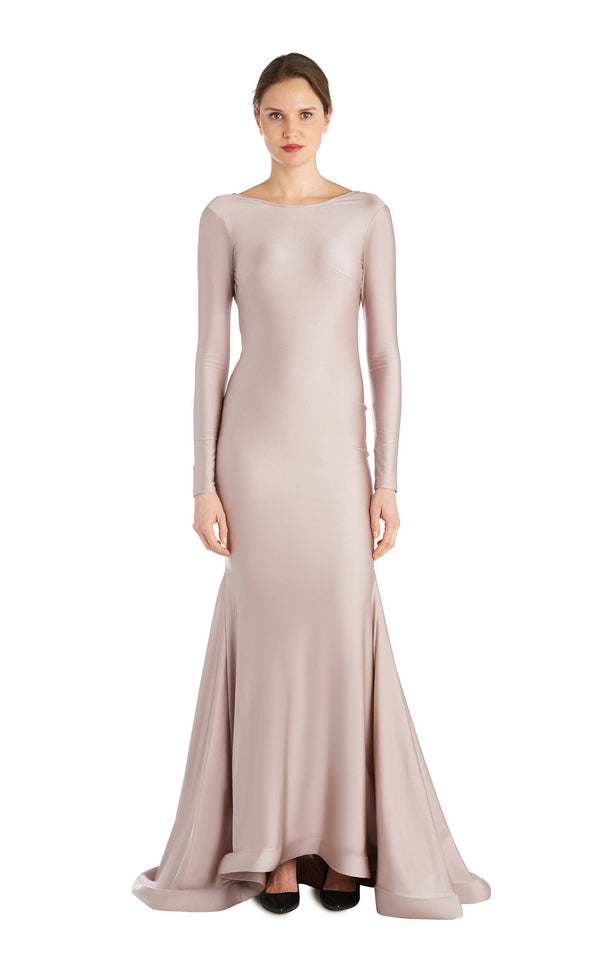 Issue NY 11832 Dress Dark-Blush