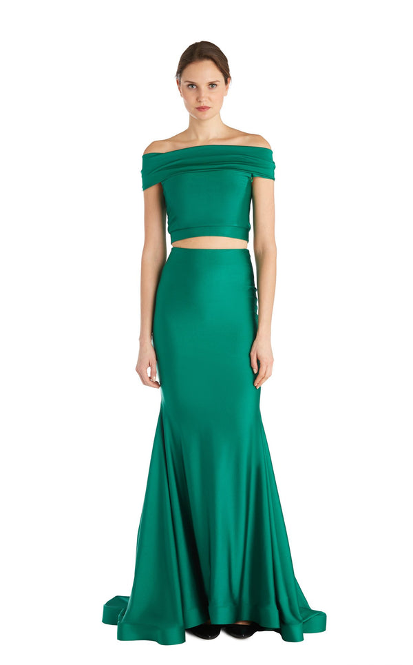Issue NY 11839 Dress Emerald