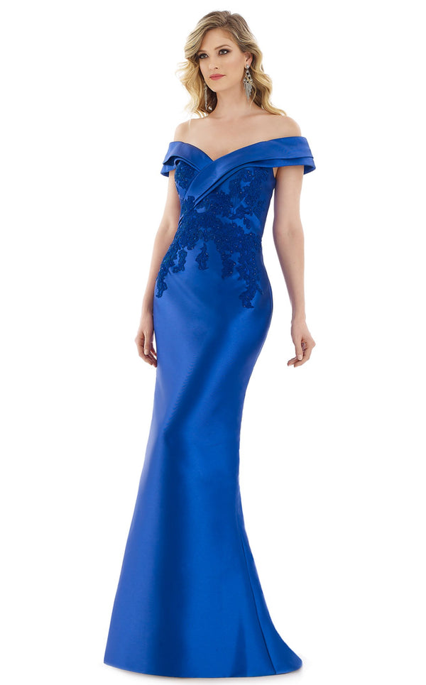 Gia Franco 12005 Dress Royal