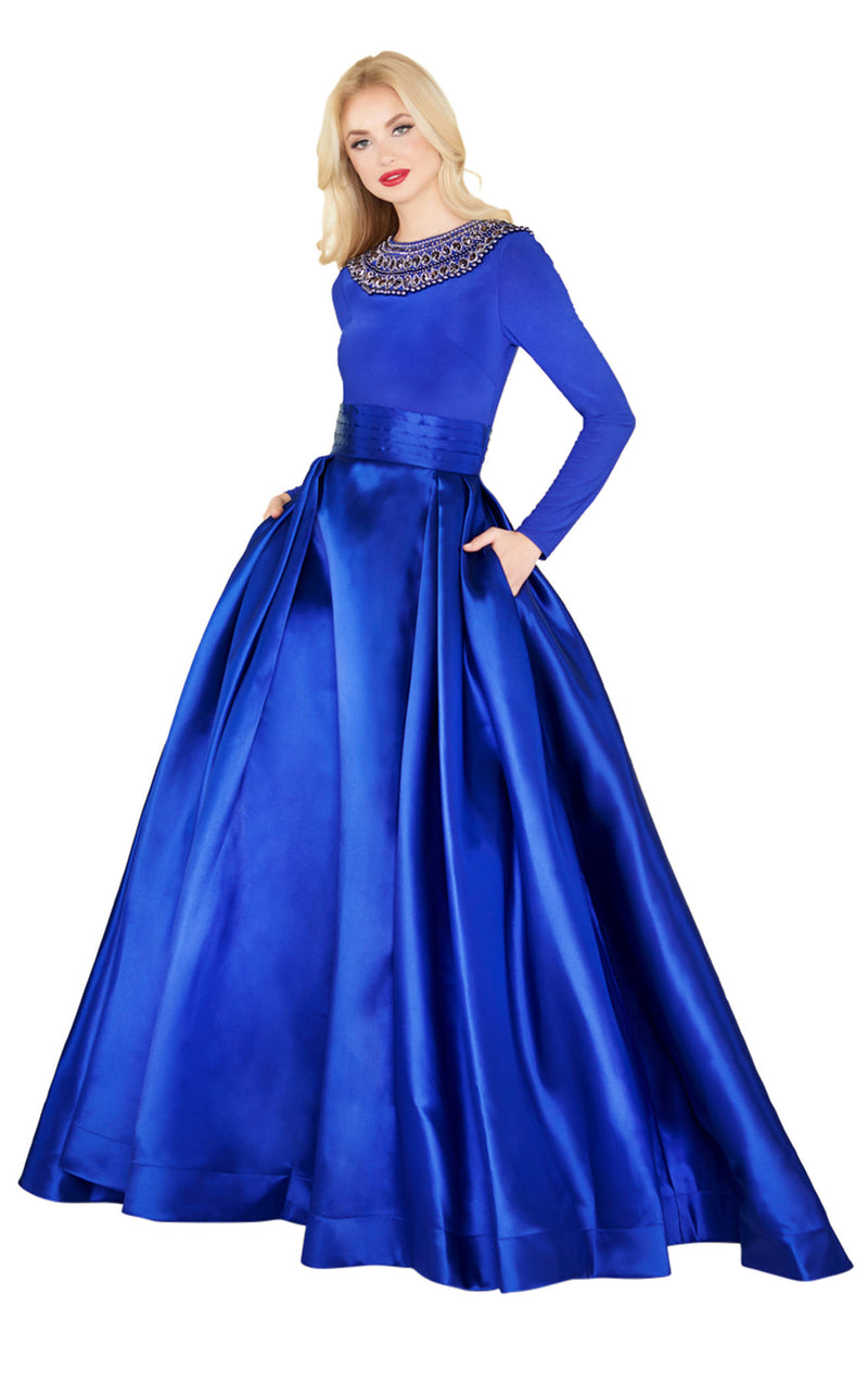 Mac Duggal 12093R Dress