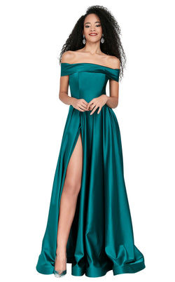 Passion Dress 1229 Dress Emerald