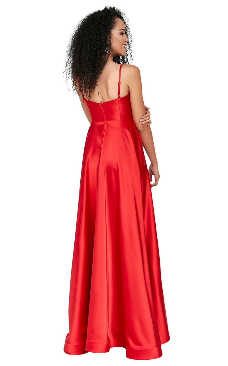 Passion Dress 1231 Dress Red