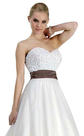 Impression Couture 12561 Ivory-Mocha