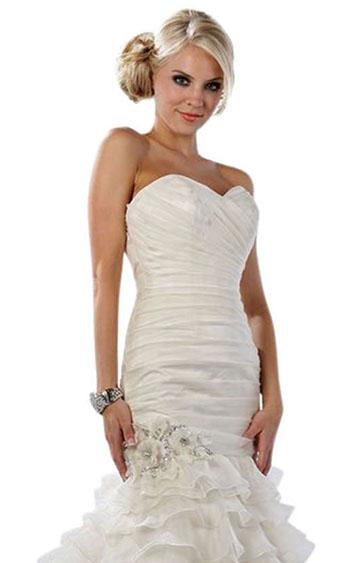 Impression Couture 12583 Ivory-Ivory