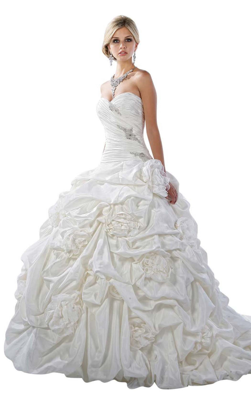 Impression Couture 12591 Ivory
