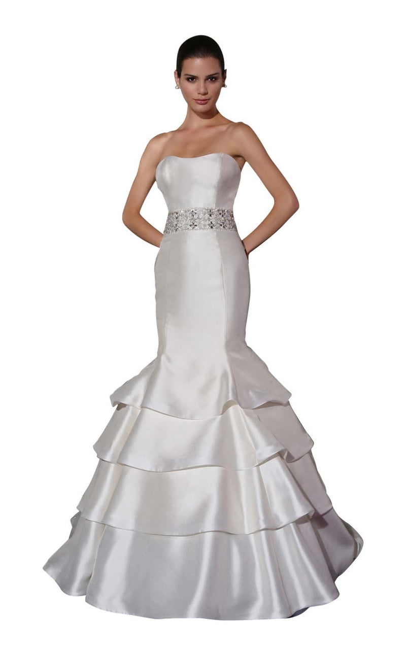 Impression Couture 12634 White