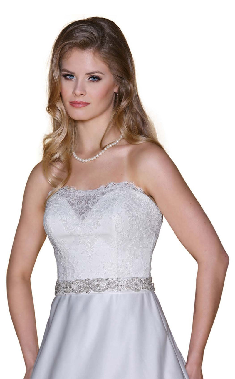 Impression Couture 12722 White