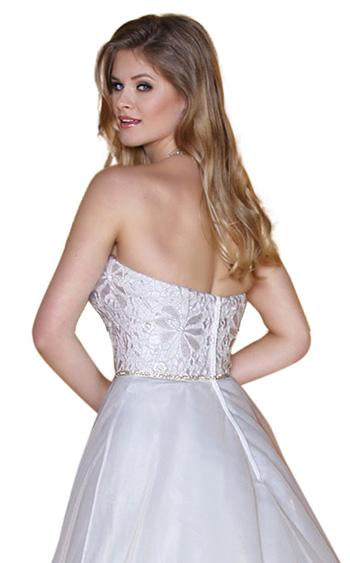 Impression Couture 12731 White