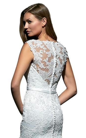 Impression Couture 12757 White